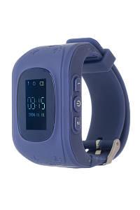 Детские часы-трекер ERGO GPS Tracker Kid`s K010 Dark Blue