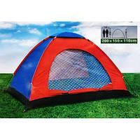 Палатка Sheng Yuan SY-004 туристическая (двухместная, компактная)