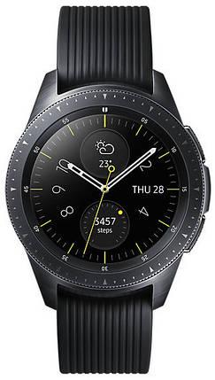 Смарт часы Samsung Watch SM-R810NZKASEK 42mm Black, фото 2