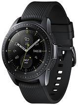 Смарт часы Samsung Watch SM-R810NZKASEK 42mm Black, фото 3