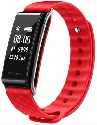 Фитнес браслет Huawei AW61 Red, фото 2