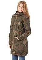 Куртка парка женская демисезонная Bench (размер XL)