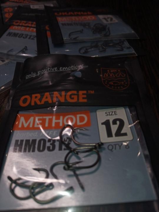 Крючки #12 METHOD
