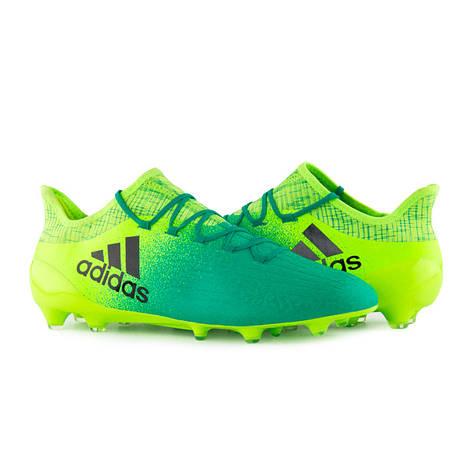 e1249b9e Бутсы пластик Футбольные бутсы Adidas X 16.1 FG BB5839(00-03-05 ...