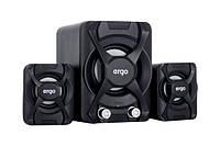 Мультимедийная акустика ERGO ST-2 USB 2.1 Black