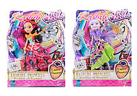 Кукла EVER AFTER HIGH 30см BLD013-1 с аксес.2в.кор.32,5*6,5*25 ш.к./48/