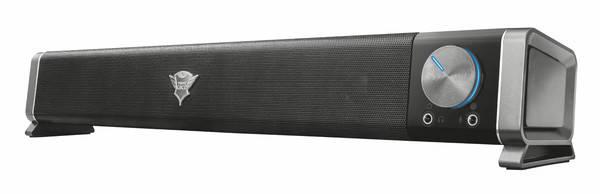 Акустика Trust GXT 618 Asto Sound Bar Black, фото 2