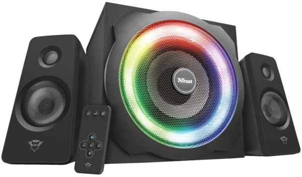 Акустика Trust GXT 629 TYTAN 2.1 RGB Speaker Set, фото 2