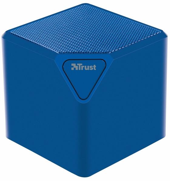 Портативная колонка Trust Ziva Wireless Bluetooth Speaker blue
