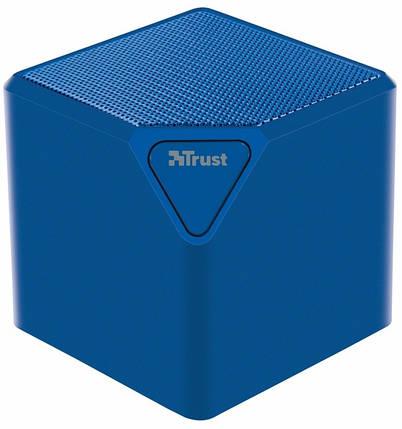 Портативная колонка Trust Ziva Wireless Bluetooth Speaker blue, фото 2