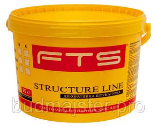 Штукатурка FTS STRUCTURE LINE акрилова 1,5 мм камінцева В, 25 кг