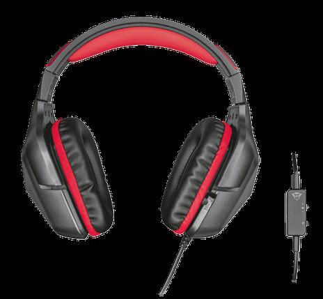 Гарнитура Trust GXT 344 Creon Gaming Headset, фото 2