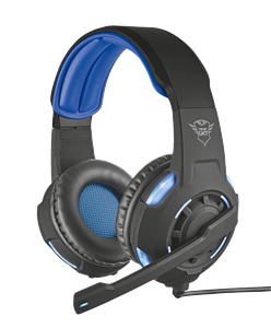 Гарнитура Trust GXT 350 Radius 7.1 Surround Headset