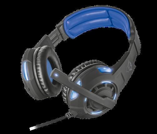 Гарнитура Trust GXT 350 Radius 7.1 Surround Headset, фото 2