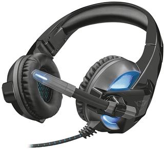 Гарнитура Trust GXT 410 Rune Illuminated PC Headset