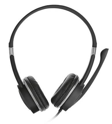Гарнитура Trust Mauro USB Headset, фото 2
