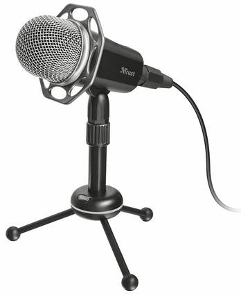 Микрофон Trust Radi USB All-round Microphone, фото 2