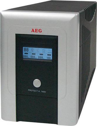 Джерело безперебійного живлення AEG Protect A. 1400, фото 2