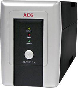 Джерело безперебійного живлення AEG Protect A. 500