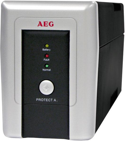 Джерело безперебійного живлення AEG Protect A. 700