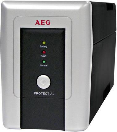 Джерело безперебійного живлення AEG Protect A. 700, фото 2