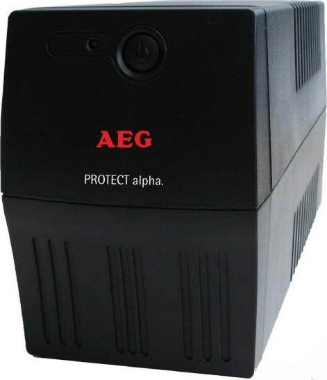 Джерело безперебійного живлення AEG Protect alpha 1200