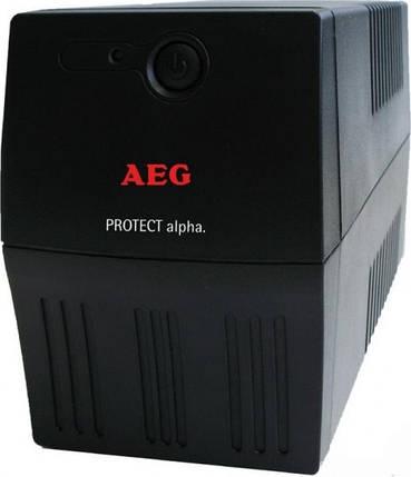 Джерело безперебійного живлення AEG Protect alpha 1200, фото 2
