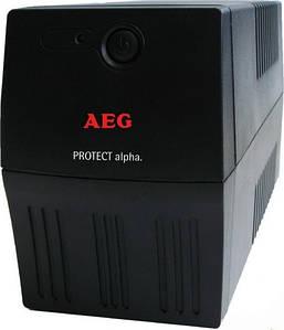 Источник бесперебойного питания AEG Protect alpha 1200