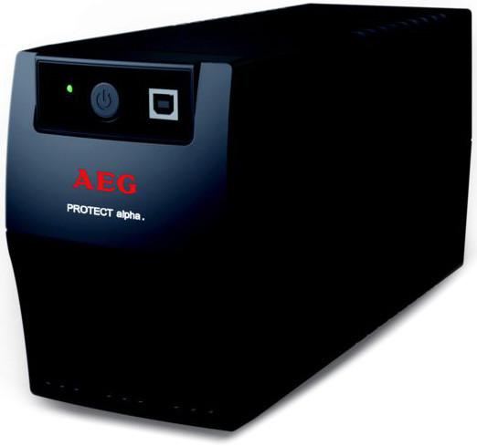 Источник бесперебойного питания AEG Protect alpha.600