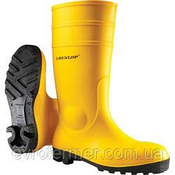 Защитные резиновые сапоги Dunlop Protomastor