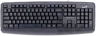 Клавиатура Genius KB-110X Black