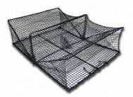 Раколовка (краболовка) прямоугольная из нитки 50х75 см