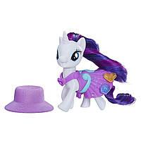 Игровой набор My Little Pony Рарити с аксессуарами, School of Friendship Rarity
