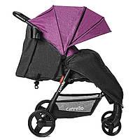 Коляска прогулочная CARRELLO Maestro CRL-1414/1 Purple Iris в льне +дождевик