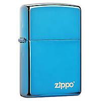Зажигалка SAPPHIRE ZIPPO - LASERED Zippo (20446 ZL)
