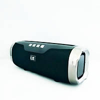 Портативная Bluetooth колонка SPS charge E22, черная, фото 1