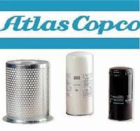 Фильтра масляные, сепараторы компрессора Атлас Копко