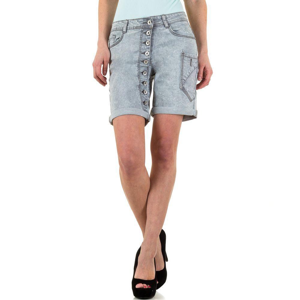 Женские шорты Blue Rags, размер 36 - L. grey - KL-J-22851-L. grey 36