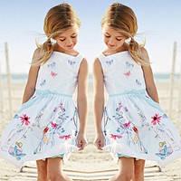 Детские платья, юбки и сарафаны