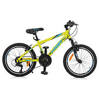 """Детский велосипед алюминиевый Profi Plain 20 дюймов ( рама 12"""")"""
