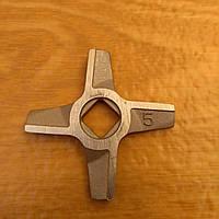 Нож для мясорубки Zelmer NR5 (двухсторонний) ZMMA025X (A861009)