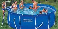 Каркасный бассейн Bestway 56259 (366x122 см)+ комплект