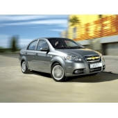 тюнинг для Chevrolet Aveo (2006-2011) (шевроле авео)