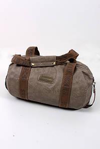 Дорожная сумка Энн бежевая
