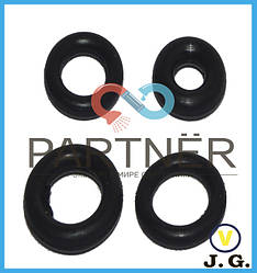 Упаковка резиновых прокладок (кольцо) 5,2*1,8*9 (100шт)