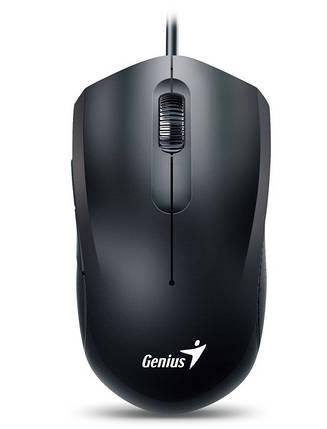 Мышь Genius DX-170 USB, Black, фото 2
