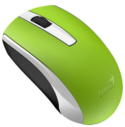 Мышь Genius ECO-8100 Green, фото 2