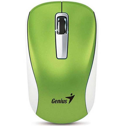 Мышь Genius NX-7010 Green, фото 2