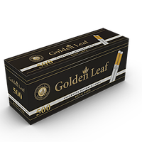 Сигаретні гільзи Golden Leaf 500