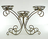 Подставки  кованые для цветов Бабочка 3, фото 1